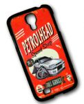 KOOLART PETROLHEAD SPEED SHOP Design For Retro Mk2 Vauxhall Astra GTE Hard Case Cover Samsung Galaxy S4